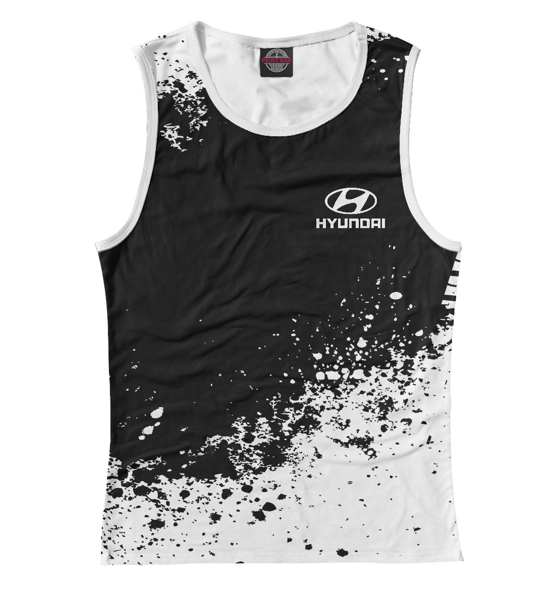 Купить Hyundai abstract sport uniform, Printbar, Майки, AMP-682507-may-1
