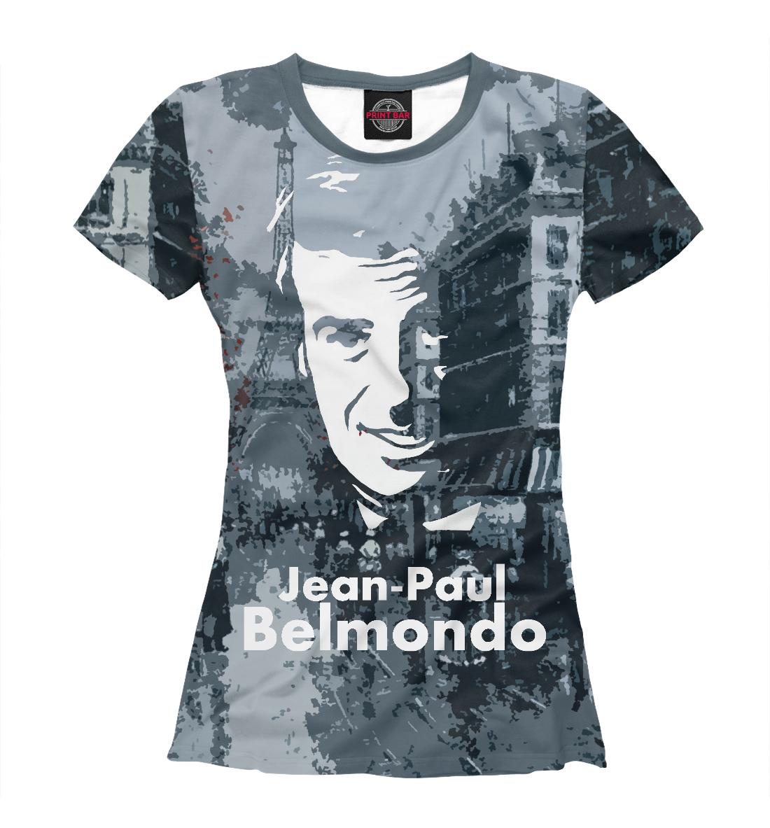 Купить Jean-Paul Belmondo, Printbar, Футболки, ZNR-163199-fut-1