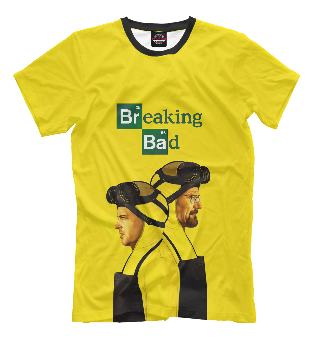Купить Breaking bad, Printbar, Футболки, VVT-199538-fut-2