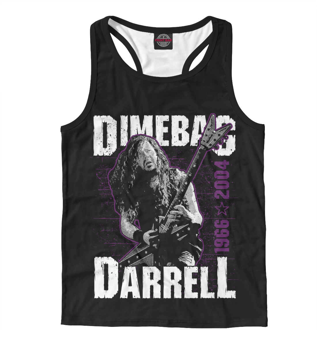 Купить Dimebag Darrell, Printbar, Майки борцовки, PNT-864535-mayb-2
