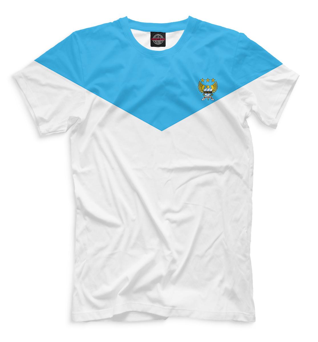 Купить Manchester City, Printbar, Футболки, MNC-229595-fut-2