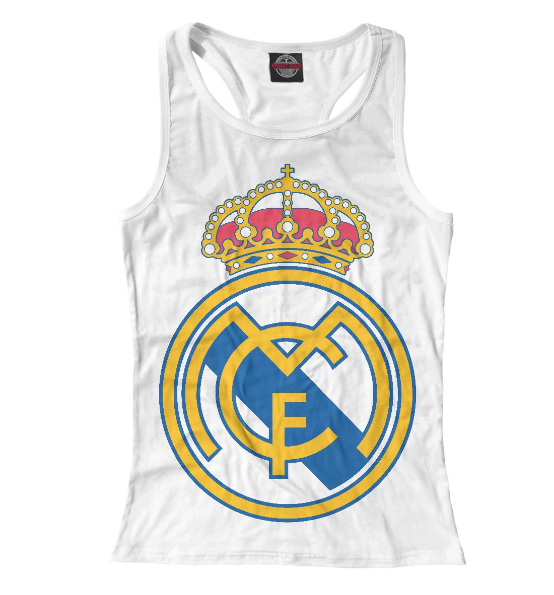 Купить Реал Мадрид, Printbar, Майки борцовки, REA-630152-mayb-1