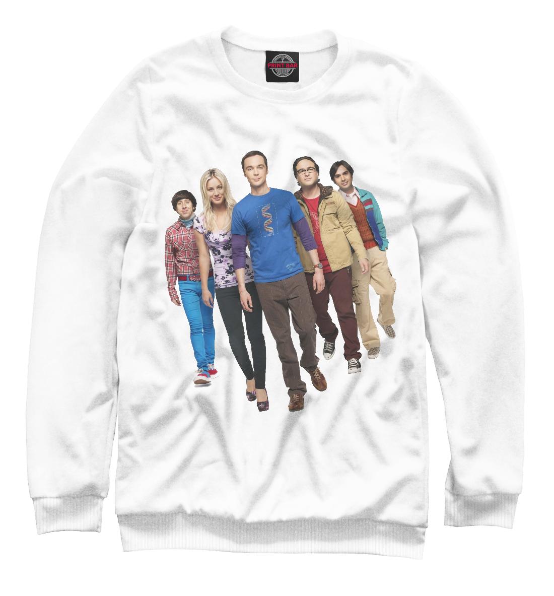Купить The Big Bang Theory, Printbar, Свитшоты, TEO-422505-swi-2