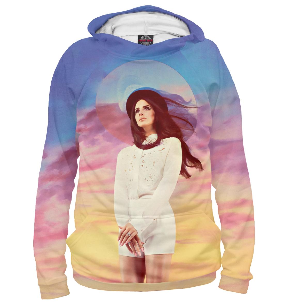Lana Del Rey, Printbar, Худи, MZK-997201-hud-2  - купить со скидкой