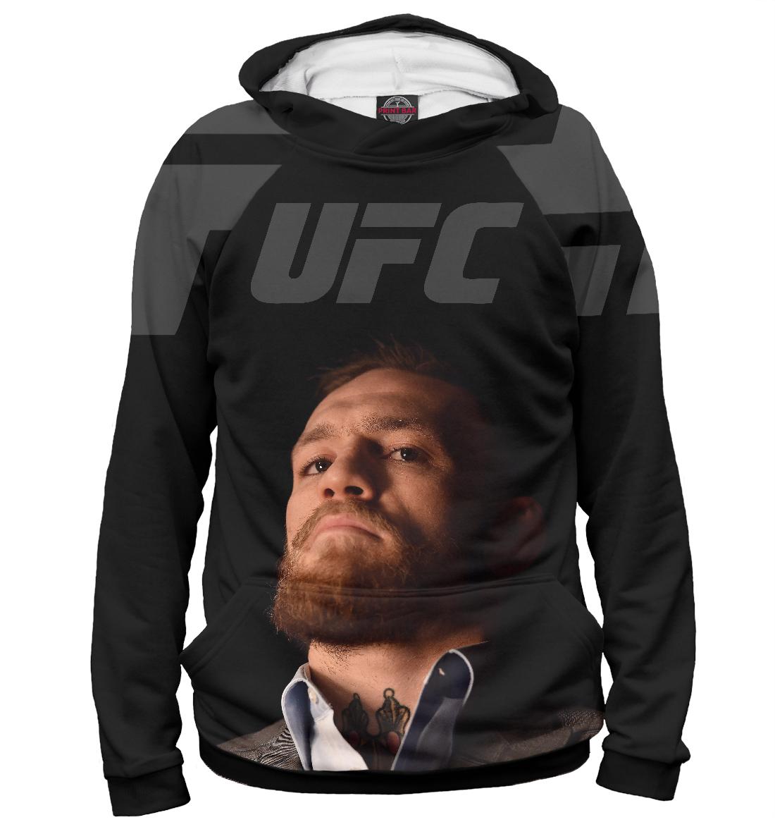 Conor Mcgregor UFC Style, Printbar, Худи, MCG-186704-hud-2  - купить со скидкой