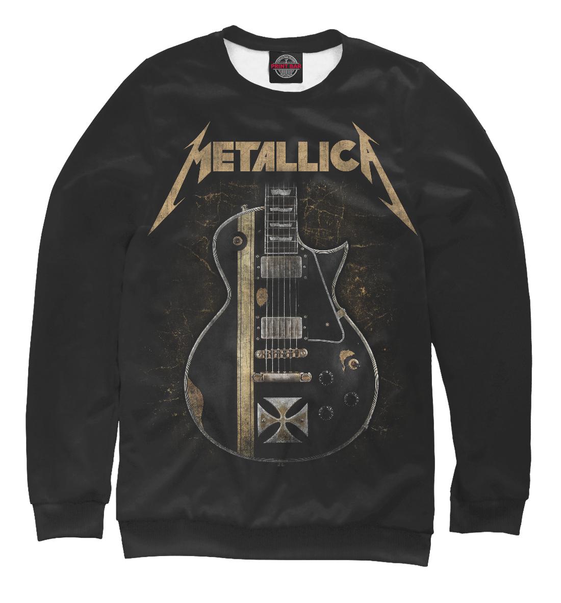 Купить Metallica, Printbar, Свитшоты, MET-156564-swi-1