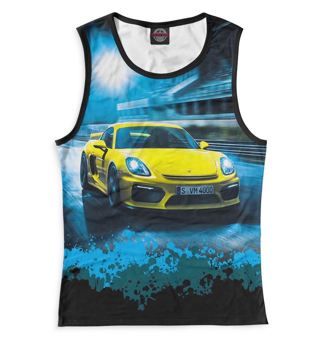 Купить Porsche, Printbar, Майки, SPC-571981-may-1
