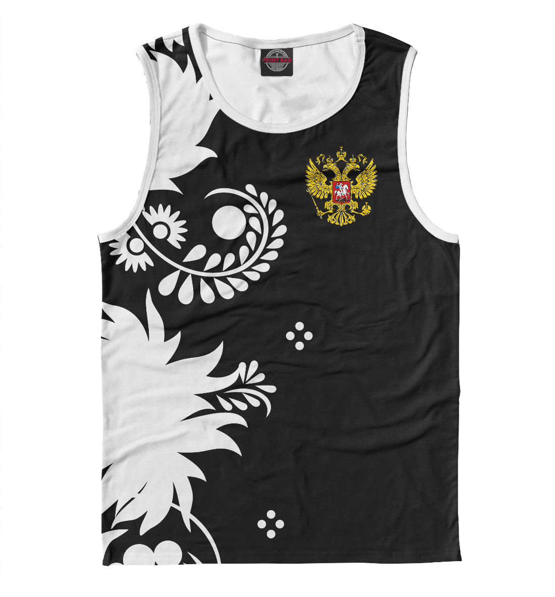 Купить Россия, Printbar, Майки, RZN-539122-may-2