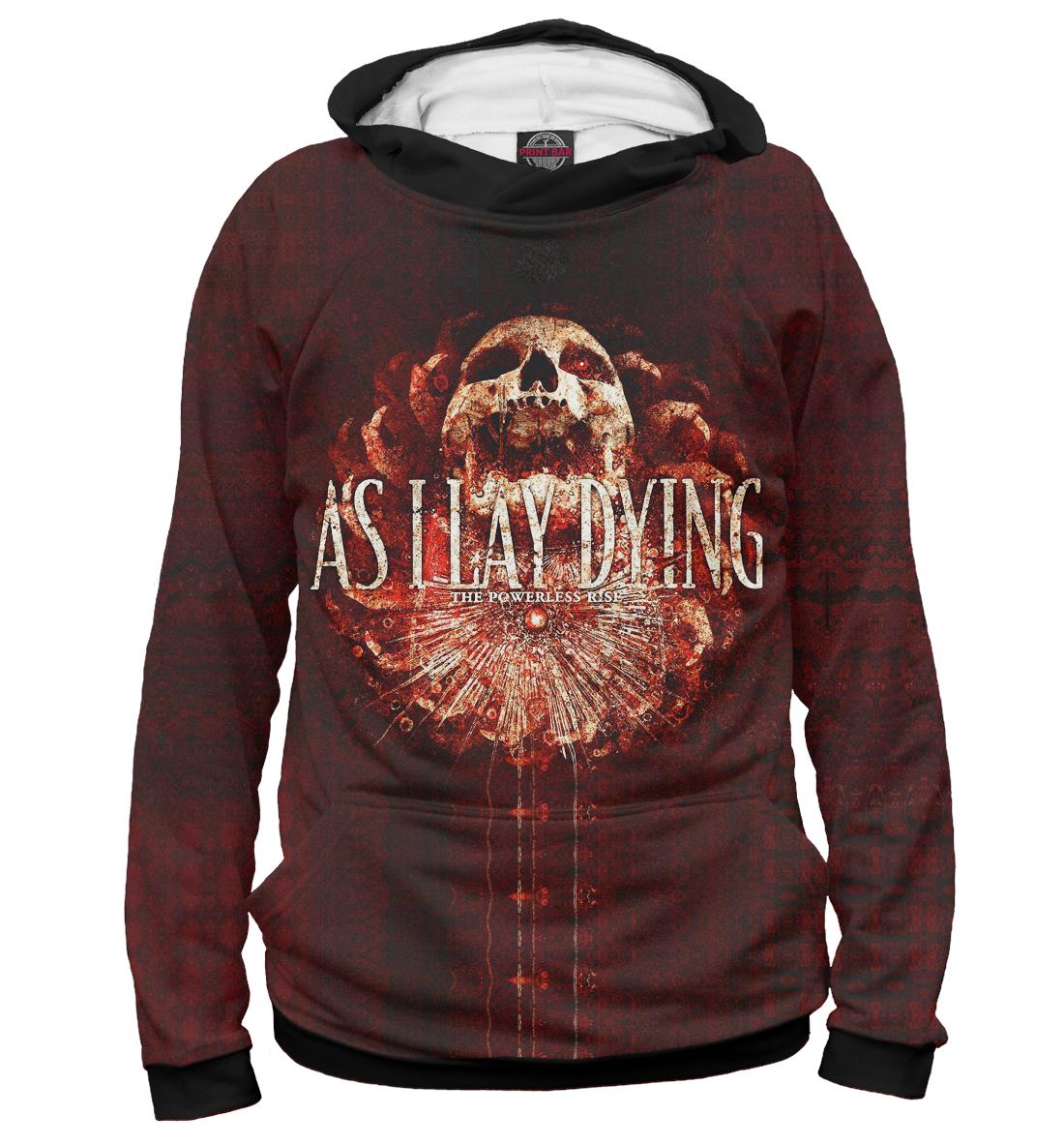 Купить As I Lay Dying, Printbar, Худи, LAY-887481-hud-2