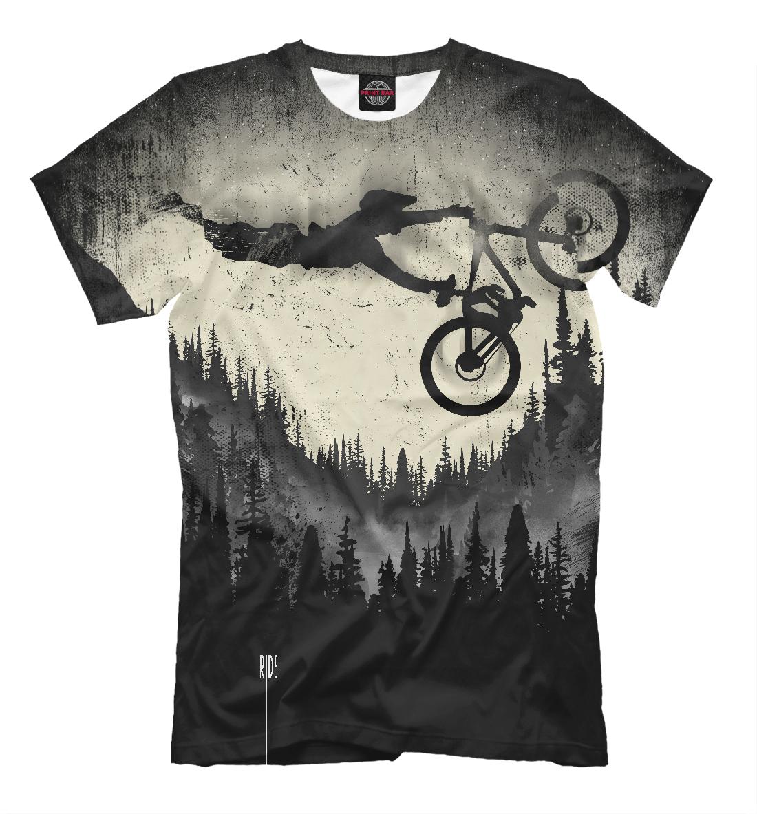 Купить Forest Rider, Printbar, Футболки, BCL-314977-fut-2