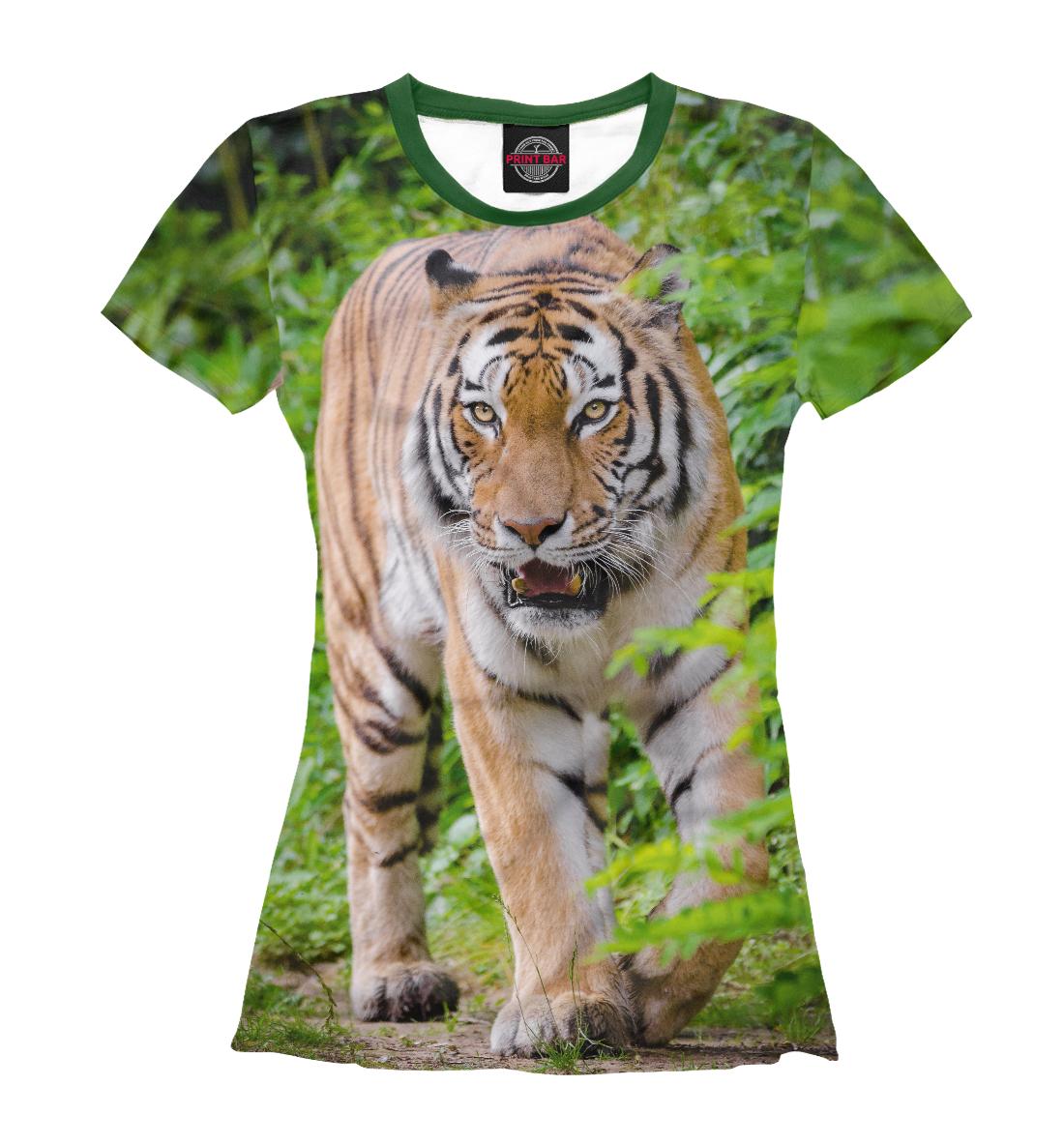 Купить Tiger, Printbar, Футболки, HIS-897812-fut-1