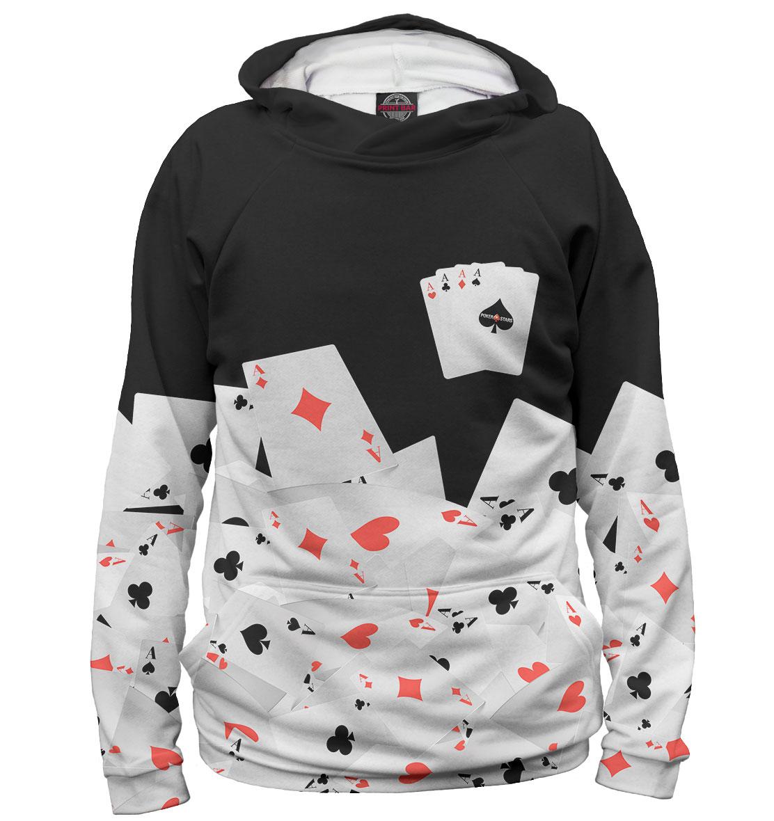 Купить Покер, Printbar, Худи, POK-473047-hud-2