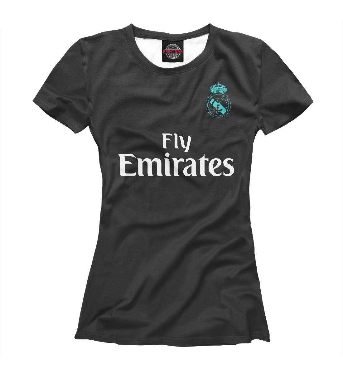Форма Реал Мадрид Гостевая 17/18, Printbar, Футболки, REA-859816-fut-1  - купить со скидкой
