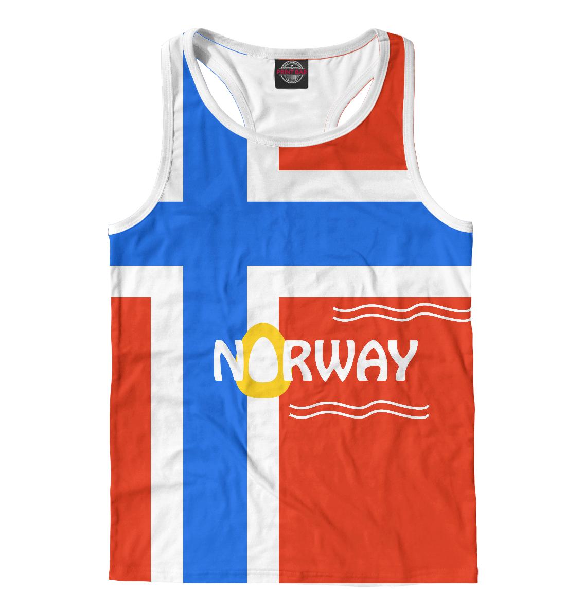 Купить Норвегия, Printbar, Майки борцовки, CTS-292150-mayb-2