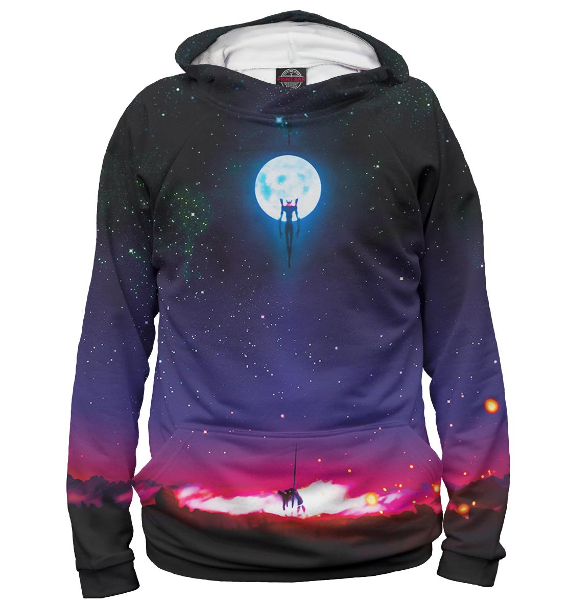 Купить Neon Genesis Evangelion, Printbar, Худи, EVA-916564-hud-1