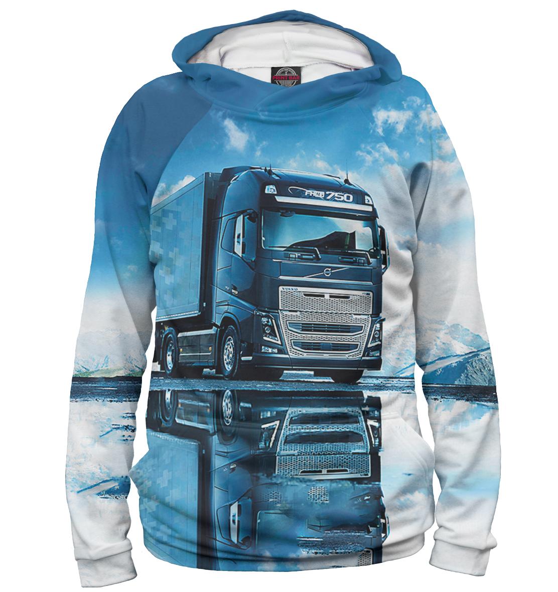 Купить Volvo, Printbar, Худи, GRZ-866702-hud-1