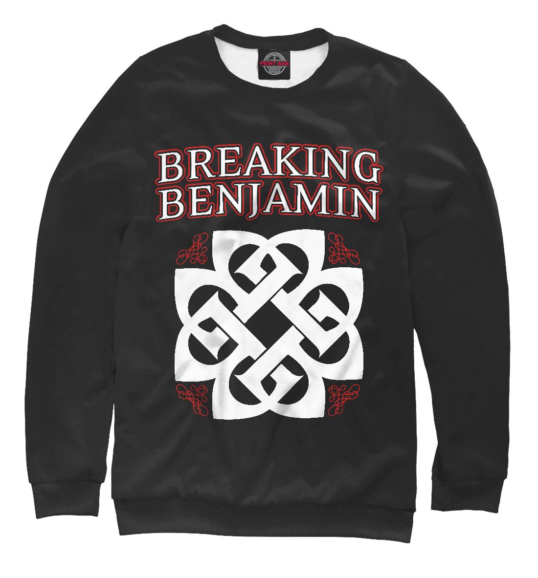 Купить Breaking Benjamin, Printbar, Свитшоты, MZK-832447-swi-1