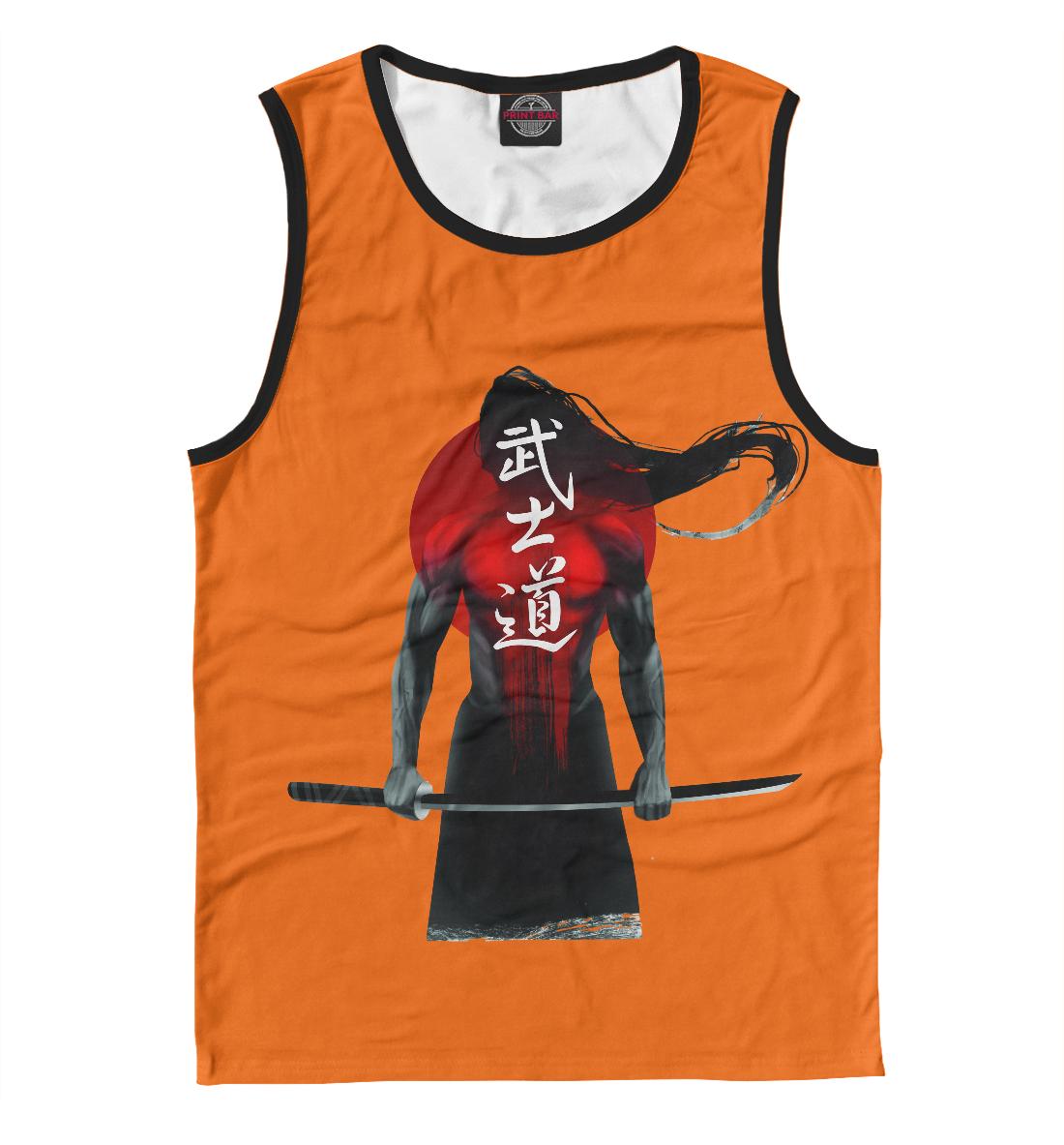 Купить Бусидо - кодекс самурая, Printbar, Майки, BGT-183812-may-2