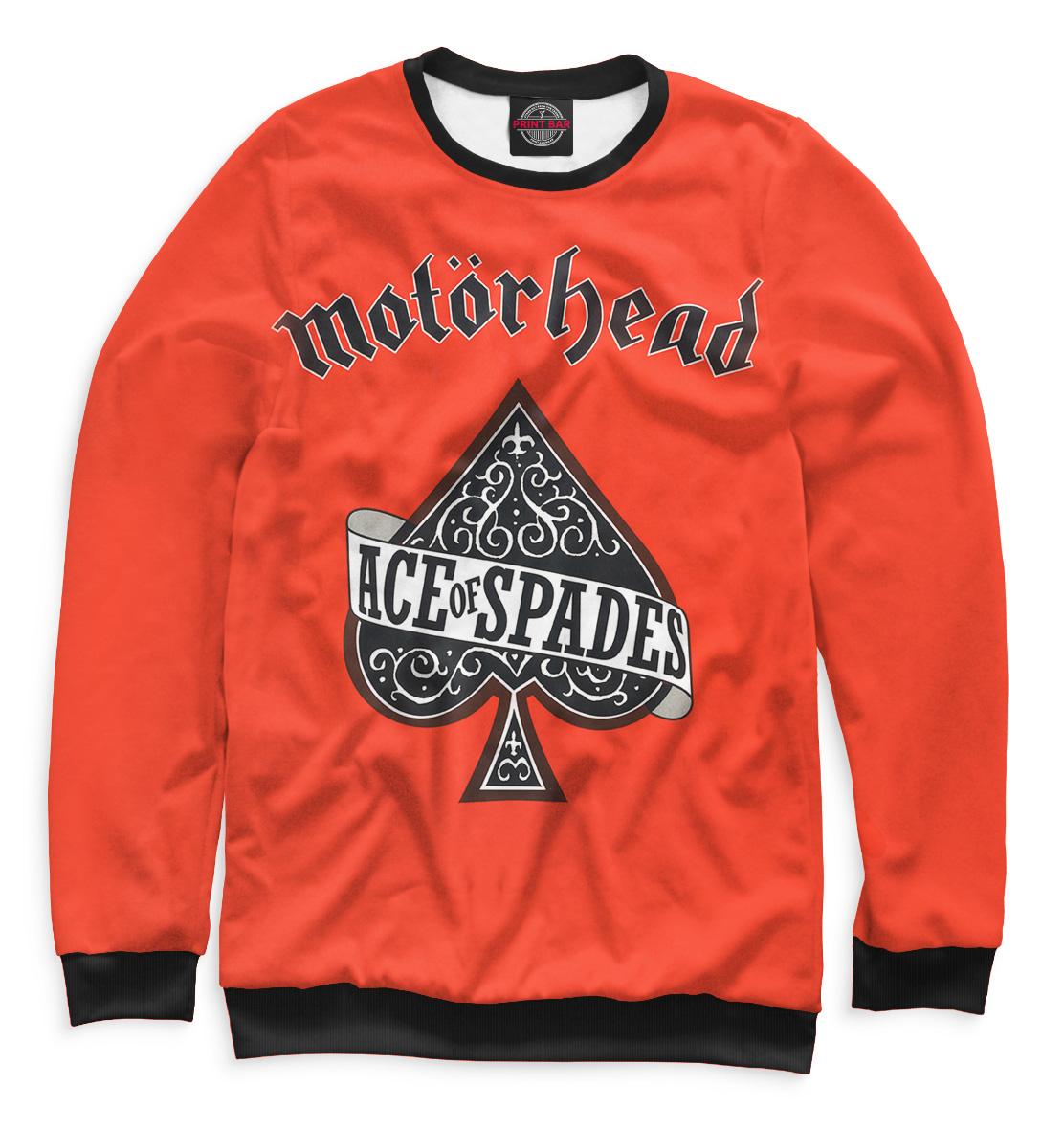 Купить Motorhead, Printbar, Свитшоты, MOT-113945-swi-1