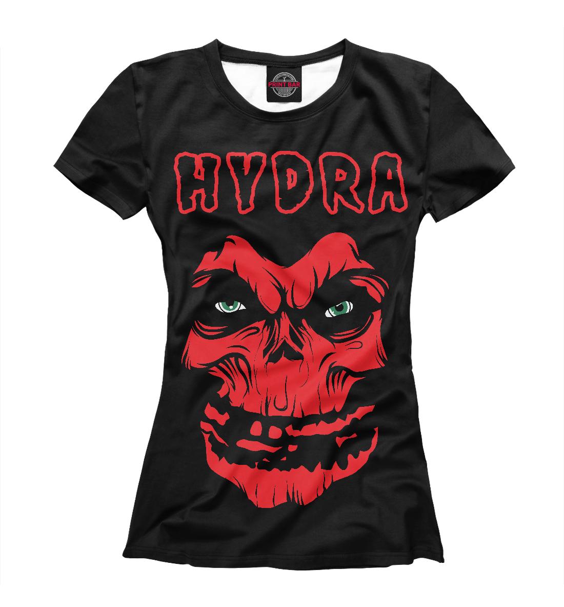 Купить Hydra Misfits, Printbar, Футболки, SKU-550255-fut-1