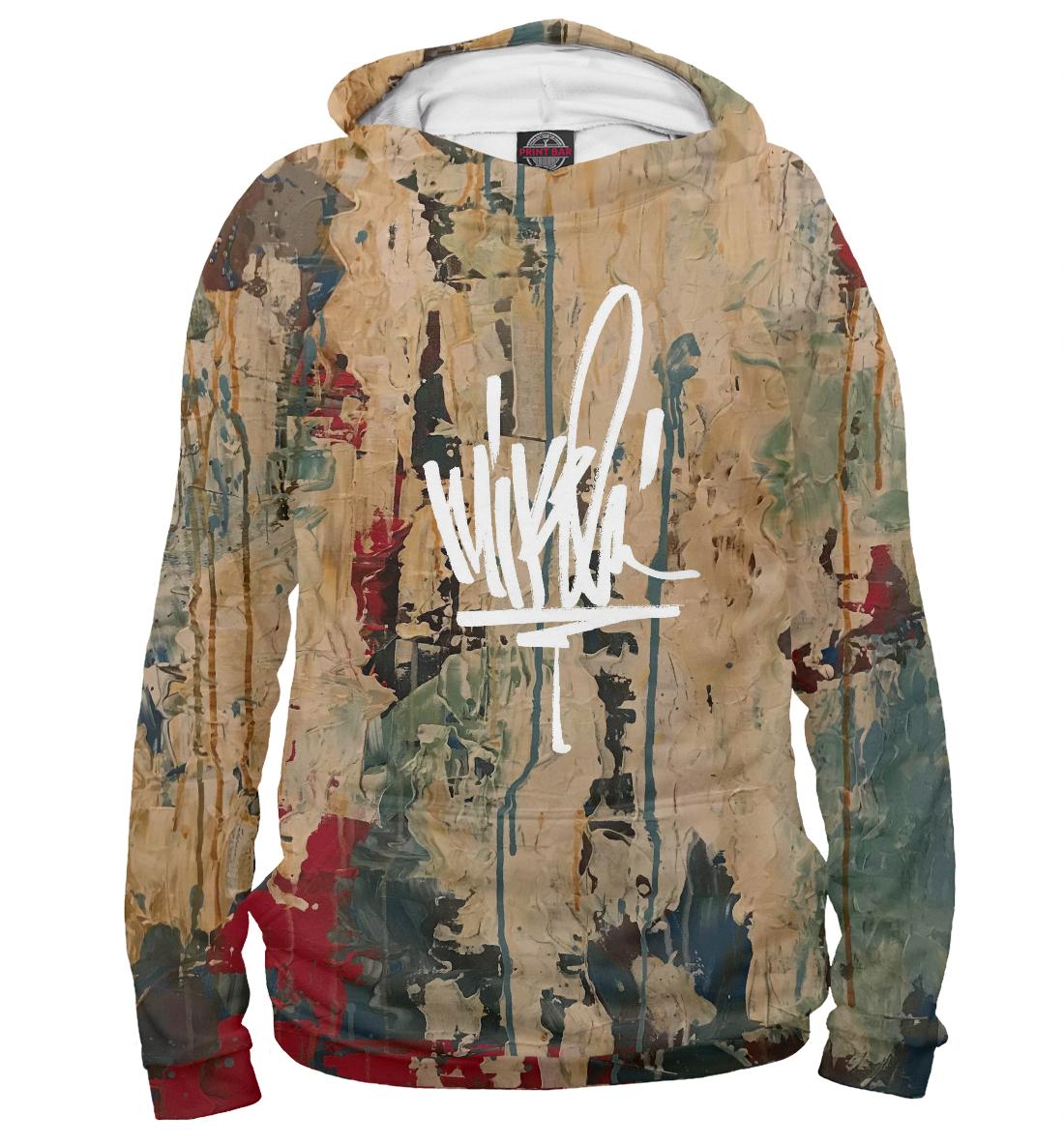 Купить Mike Shinoda Post Traumatic, Printbar, Худи, LIN-643128-hud-2