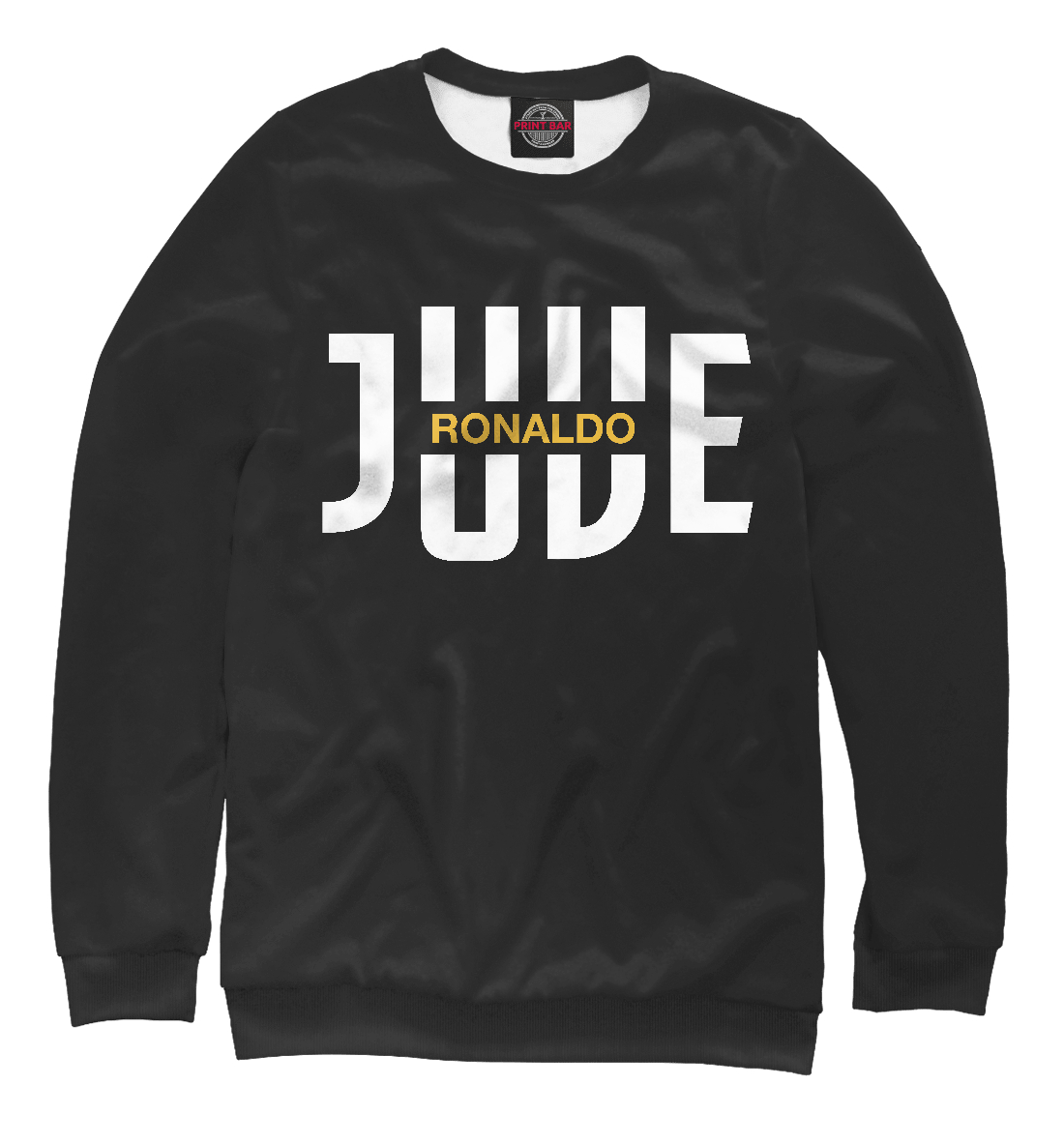Купить Juventus - Ronaldo, Printbar, Свитшоты, JUV-832555-swi-1