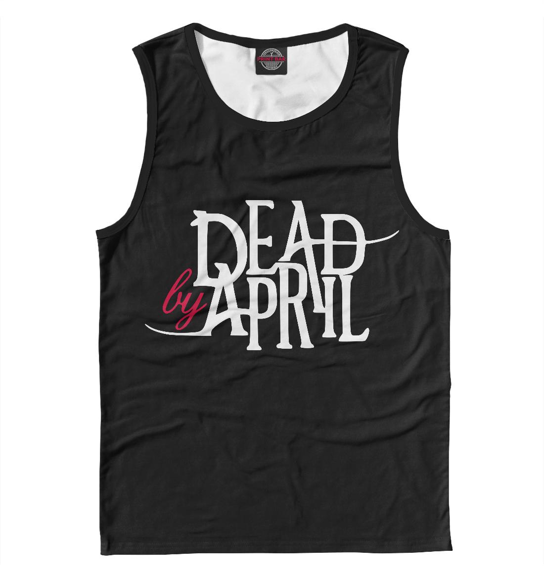 Купить Dead by April, Printbar, Майки, MZK-706185-may-2