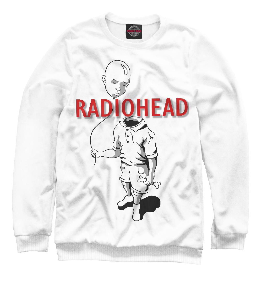 Купить Radiohead, Printbar, Свитшоты, RDH-780890-swi-2