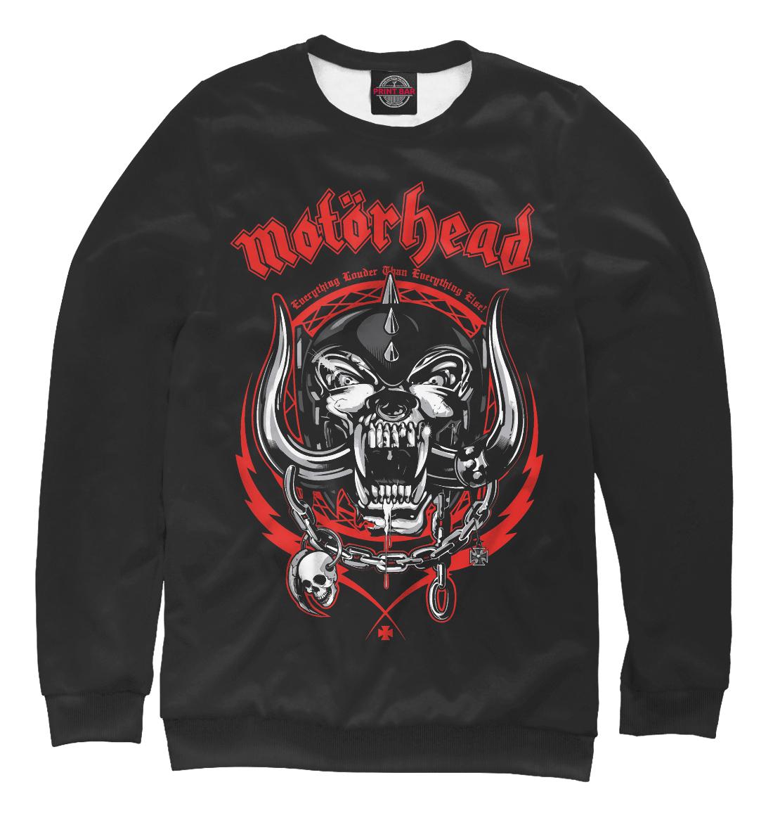 Купить Motorhead, Printbar, Свитшоты, MOT-557763-swi-1