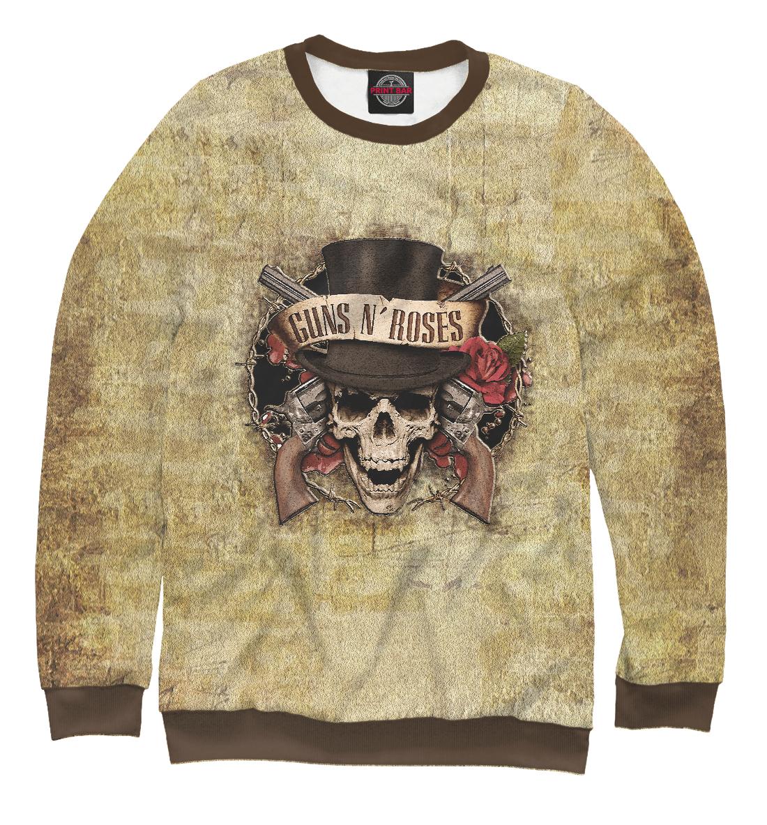 Купить Guns N' Roses, Printbar, Свитшоты, GNR-497085-swi-2