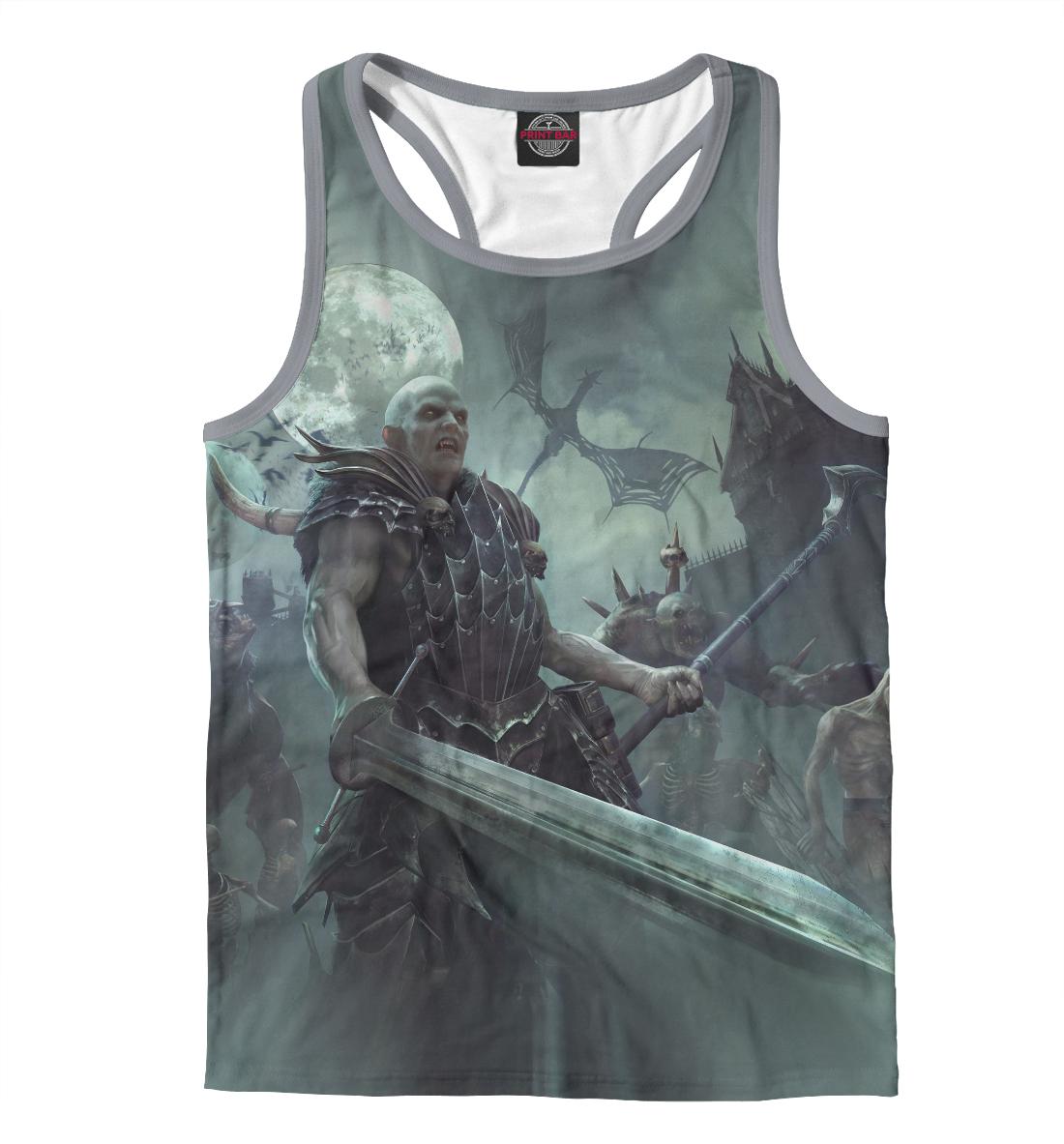 Купить Warhammer. Вампир, Printbar, Майки борцовки, WHR-417575-mayb-2