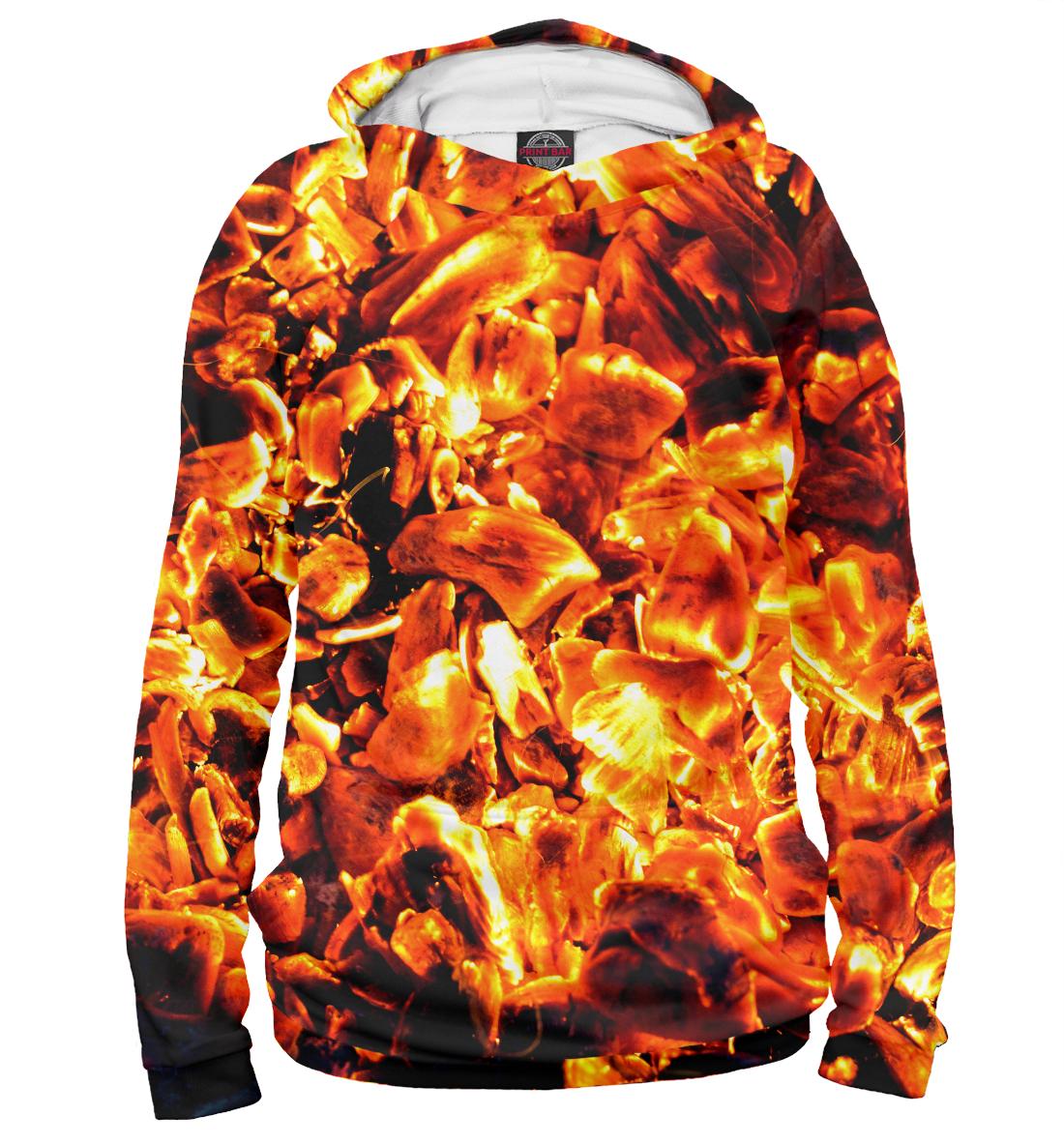 Купить Яркий огонь, Printbar, Худи, STI-271781-hud-2