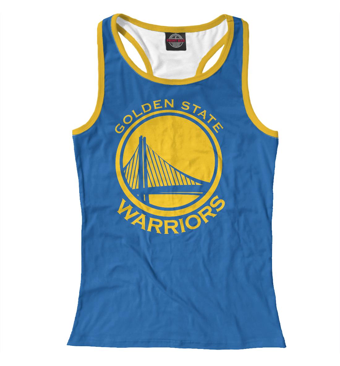 Купить Golden State Warriors, Printbar, Майки борцовки, NBA-677168-mayb-1