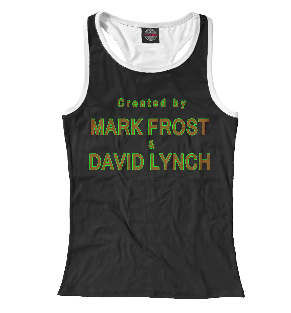 Created by Mark Frost & David Lynch david spell miracles in mark
