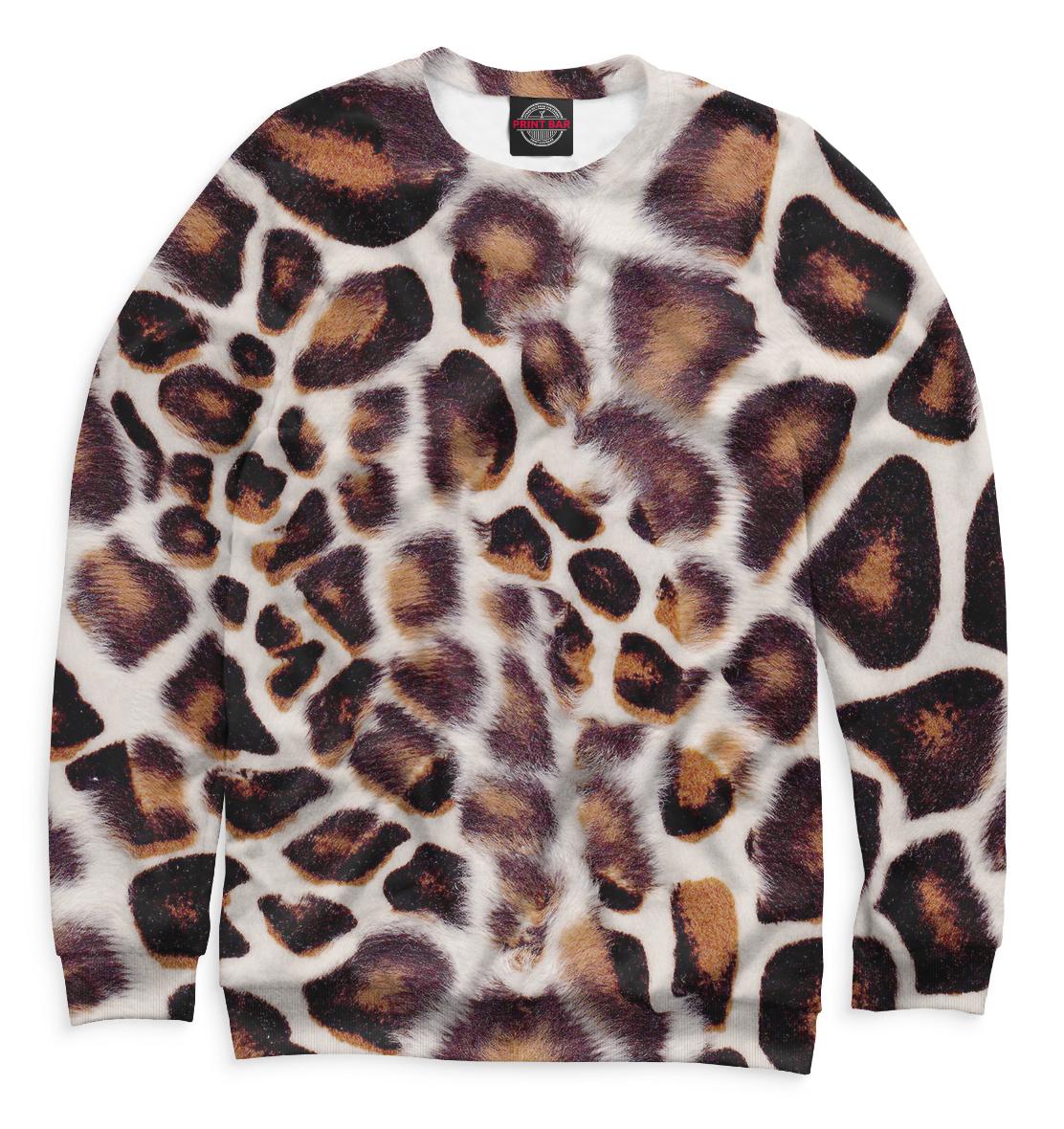 Купить Дымчатый леопард, Printbar, Свитшоты, OKR-260614-swi-2