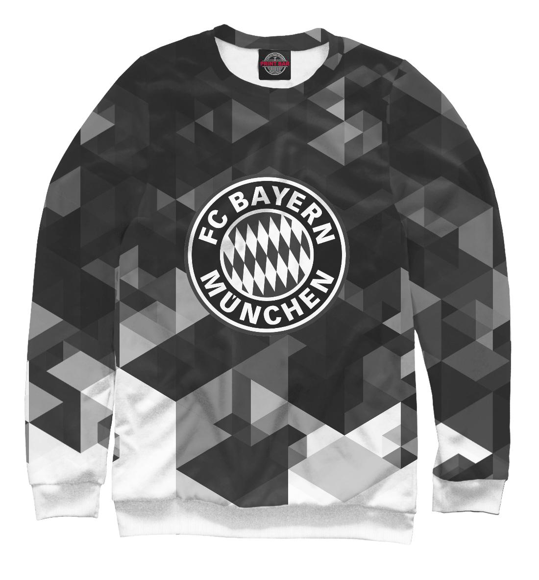 Купить FC Bayern Munchen Black&White, Printbar, Свитшоты, BAY-812566-swi-2