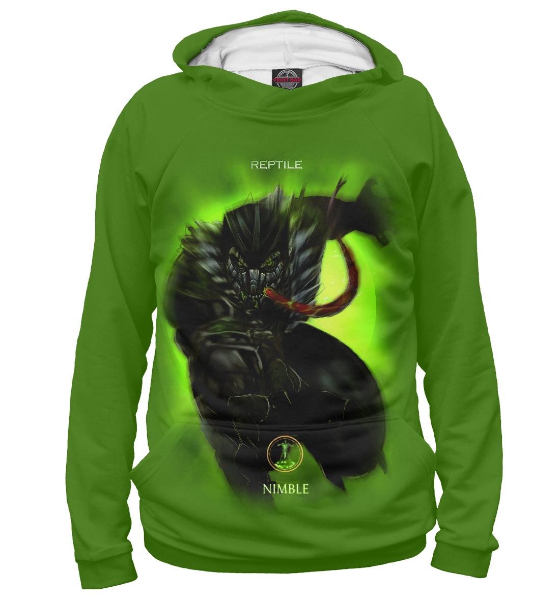 Купить Reptile, Printbar, Худи, MKB-943175-hud-2