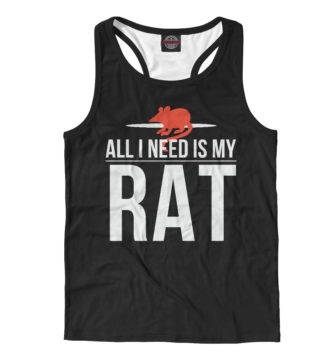 All I Need Is My Rat