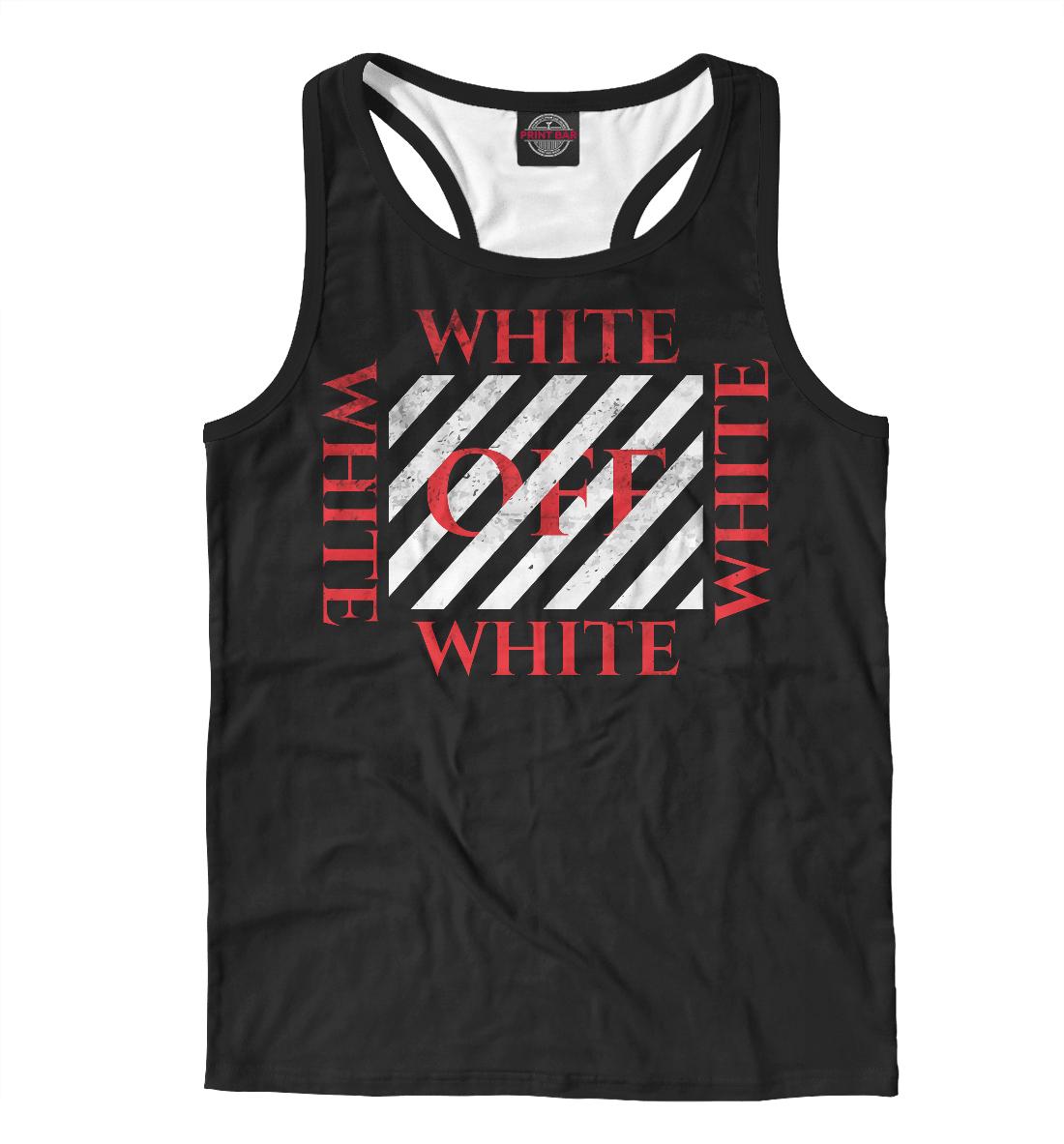 Купить Off-White GG Style, Printbar, Майки борцовки, APD-461144-mayb-2
