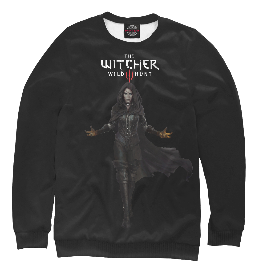 Купить The Witcher 3: Wild Hunt, Printbar, Свитшоты, WTR-509839-swi-2