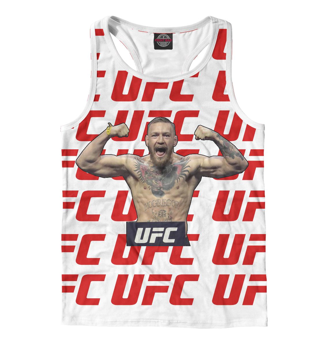 Купить UFC Conor McGregor, Printbar, Майки борцовки, MCG-204626-mayb-2