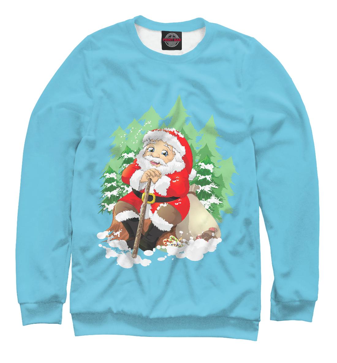 Купить Дед Мороз, Printbar, Свитшоты, DMZ-313847-swi-1