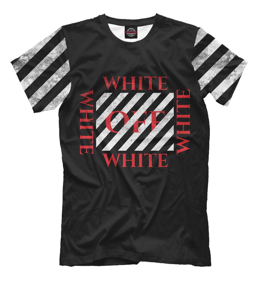 Купить Off-White GG Style, Printbar, Футболки, APD-461144-fut-2