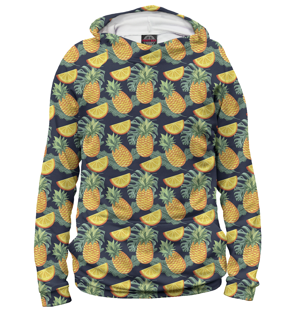 Many Pineapples