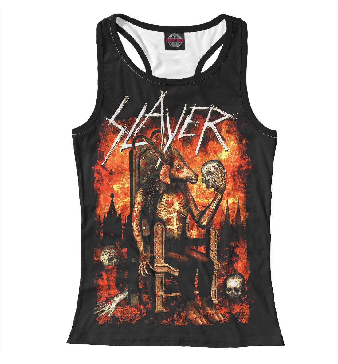 Купить Slayer, Printbar, Майки борцовки, SLR-429357-mayb-1