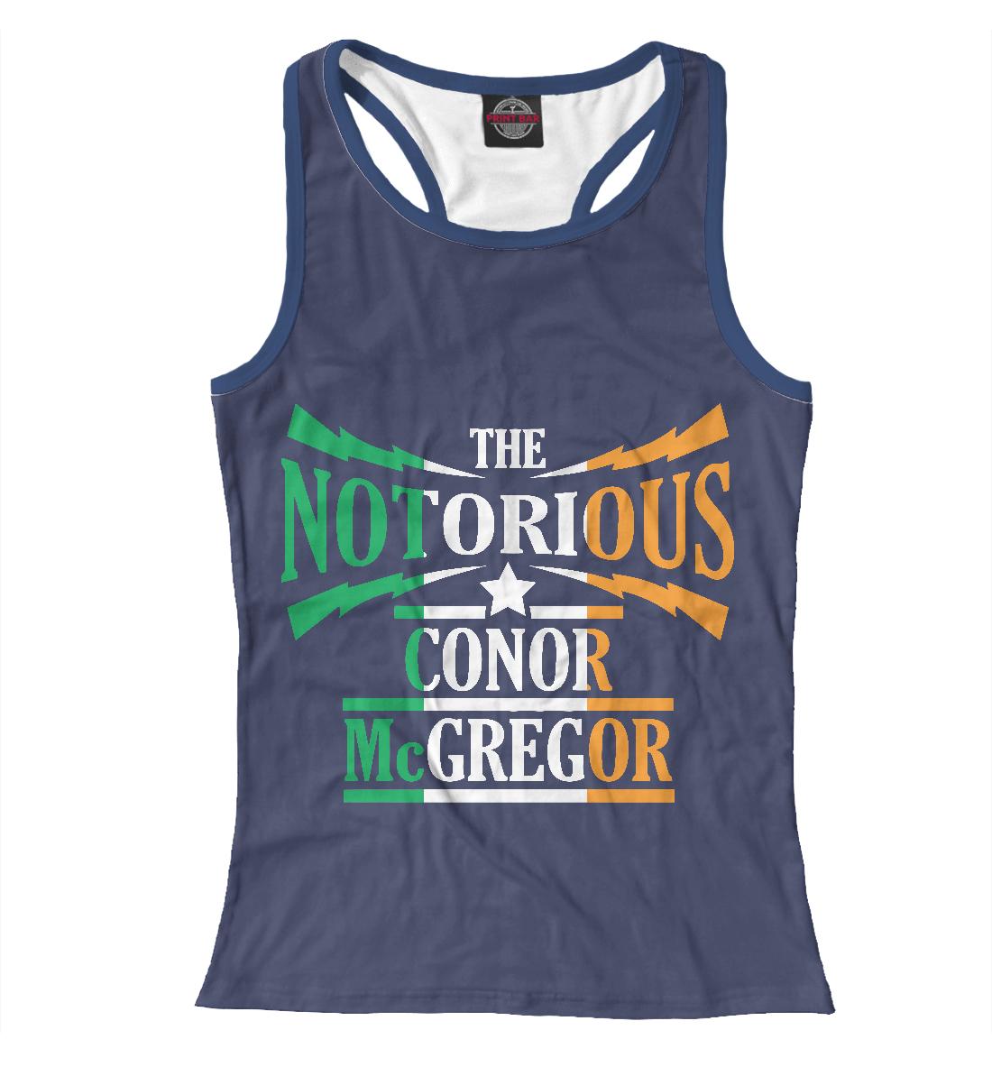 Купить Conor McGregor, Printbar, Майки борцовки, MCG-557247-mayb-1