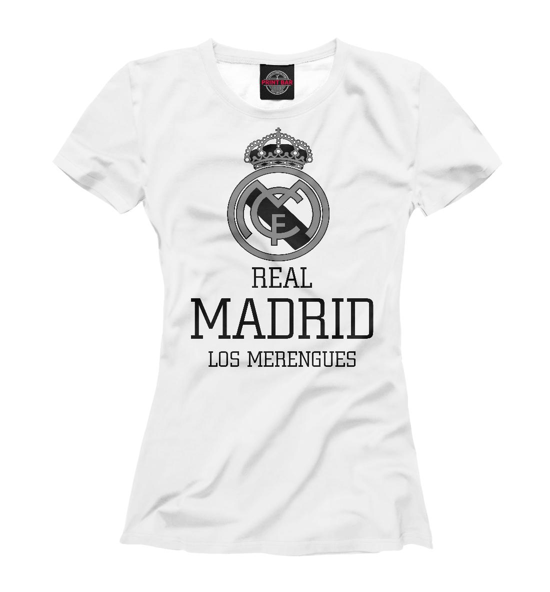 Купить Real Madrid, Printbar, Футболки, REA-448140-fut-1