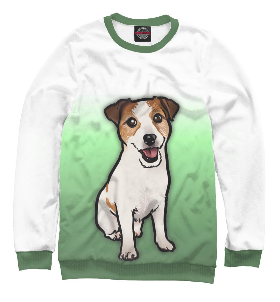 Купить Джек-рассел-терьер, Printbar, Свитшоты, DOG-814592-swi-2