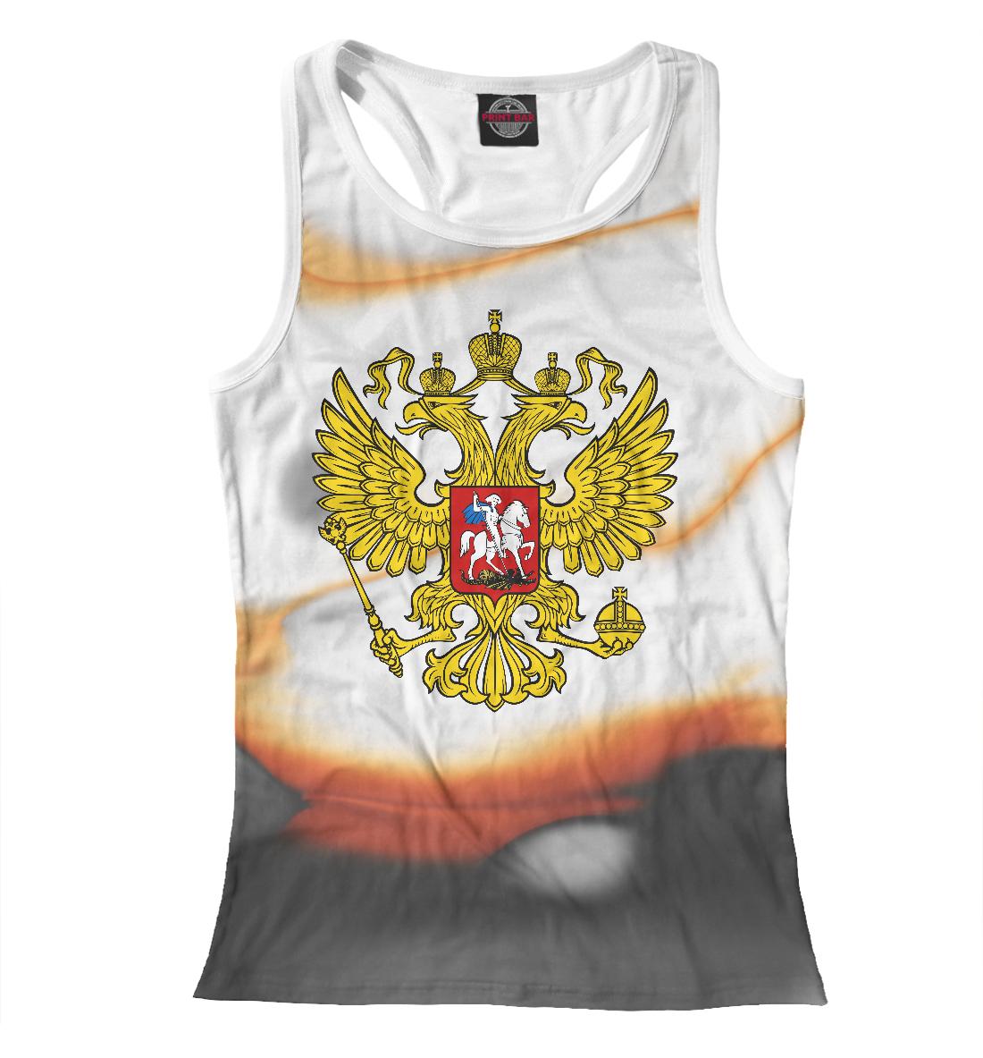 Купить Россия СПОРТ, Printbar, Майки борцовки, SRF-486756-mayb-1