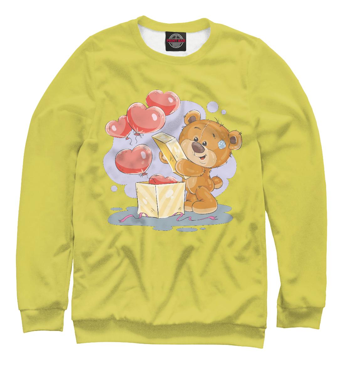 Купить Праздник у Тедди, Printbar, Свитшоты, APD-986482-swi-2